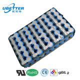ODM cilíndrico do bloco da bateria de 24V LiFePO4