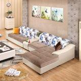 Jeu en bois moderne de sofa de modèle de meubles du type 2016 neuf