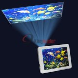 8inch Quad-Core Rk3188 Tablet PC with Mini Projector (K80)