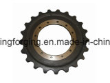 CNC Machiningの熱いForging Parts