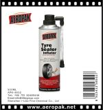 Mastic de colmatage de pneu de véhicule de ventes et gonfleur chauds (ID-501)