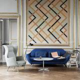 Wohnzimmer-Möbel RO-Skandinavien Mailand mit Osmanen