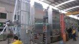 Hochtemperaturgurt-gewebte Materialien kontinuierliche Dyeing&Finishing Maschine