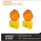 Высокий видимый предупредительный световой сигнал безопасности движения для баррикады дороги