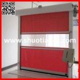 pvc industrial rápida acción móvil puerta / puerta automática rápida persiana ( st- 001 )