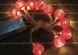 Luz da corda do diodo emissor de luz para a decoração do Natal, Quente-Vendendo a luz da decoração