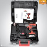 Li-ион Battery Cordless Impact Wrench Powertec 18V