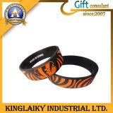 Silikon Bracelet/Wristband mit Blindenschrift für Promotional Gift