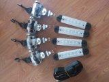 Begrenzungs-System des Rollstuhl-X-802-1 führte ISO1054-2