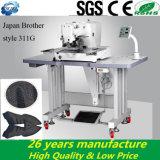 Naaimachine van de Naald Embrodiery van de Broer van de hefboom de Patroon Geautomatiseerde Enige Industriële