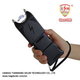 Plastic High Voltage Stun Guns with Flashlight
