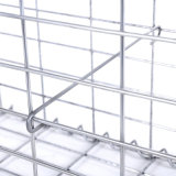 ISO9001 Heavily Galvanized Welded Gabion Netting Made in China