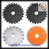 High Performance Tct Saw Blade for Wood Alumnium Steel Cutting