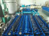 Het Wafeltje van het Gietijzer van DIN Pn16 En de Vleugelklep van het Handvat Met Uitstekende kwaliteit