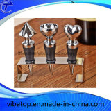 Newest Zinc Alloy Wine Corks Bottle Stopper