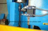 Freio da imprensa hidráulica do controle de Wc67y-300X3200 Nc & máquina de dobra da placa de aço