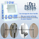 Escaninho de armazenamento do gelo para o armazenamento de gelo ensacado