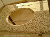 Kitchen Vanity Top를 위한 국화 Yellow Granite Kitchen Countertop
