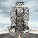Die Winter-warmen Fussel-Sitzkissen-Auto-Matten