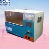 equipo de prueba de la fuerza dieléctrica del aceite del transformador 0~100kv