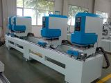 Maquinaria sem emenda da máquina UPVC do indicador da soldadura Machine/PVC das cabeças do indicador quatro do PVC