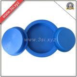 Neue Produkt-Rohrfitting PET Rohrende-Plastikabdeckung-Schutzkappen