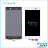Экран касания LCD вспомогательного оборудования телефона для отдела индикации Сони Xoeria Z4