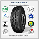 Tous les pneus radiaux en acier 315/80r22.5 (ECOSMART 79) de camion et de bus