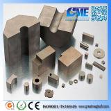 """1/4 """" de cubo da terra rara/ímã 17-5 de SmCo do cobalto Samarium do disco/anéis/cilindros"""
