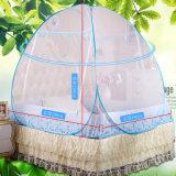 ダブル・ベッドの網のためのモンゴルのYurtの蚊帳