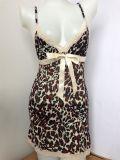 Сексуальный Nightgown женское бельё камуфлирования с красивейшим уравновешиванием шнурка (EPB201)