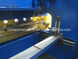 Wc67y-100X2500 수압기 브레이크 & 강철 플레이트 구부리는 기계