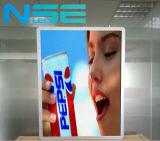 Anschlagtafel des L-Auflage-Werbung Zeichen-LED RGB