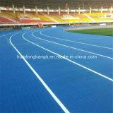 Materiaal van de Renbanen van het Spoor van het Gebied van het stadion het Atletische Binnen