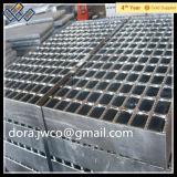 Râpage galvanisé plongé chaud d'acier du fabricant discordant professionnel G325/30X100 Webforge de Tianjin