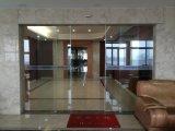 Het Glas van de Bocht van het bureau bi-Scheidt Automatische Schuifdeuren