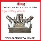 Modèle de moulage par injection d'ajustage de précision de pipe de coude/courbure