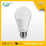 Fabricante granangular del bulbo de E27 B22 A60 LED