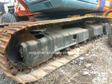 Japão usou a máquina escavadora de Hitachi Ex120-3 da máquina escavadora da esteira rolante para a venda