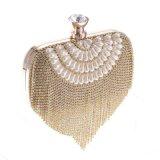 De Vrouwen van de Manier van de Leeswijzer van de Diamant van de Zak van de Avond van het bergkristal Dame Handbags