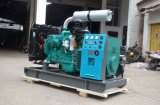 Open Type Three Phase 50Hz New Design Diesel Generator Lista de Preços Powered by Perkins Engine