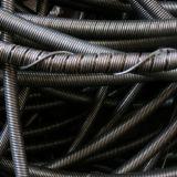 Eje del vibrador concreto de acero de alto carbón 60#