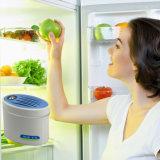 Sterilizer do ar do ozônio do estojo compato do refrigerador da eficiência elevada para o purificador do alimento