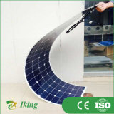 Certificated por Ce, UL para o painel solar flexível