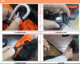 Hammock de acampamento Ultralight com cordas livres - projetos novos! para Backpacking ou caminhar