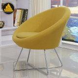Cadeira do braço da sala de estar do desenhador da tela