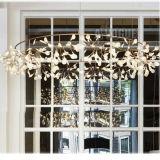 Candelabro moderno decorativo da luz da iluminação do diodo emissor de luz do projeto tão maravilhoso