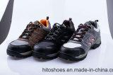 Самый лучший продавая взбираясь стандарт пальца ноги S3 ботинок работы безопасности типов стальной