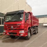 Sino HOWO 쓰레기꾼 또는 팁 주는 사람 또는 덤프 트럭 20-30ton 18-25m3
