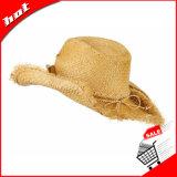 Шлем способа шлема ковбоя шлема сторновки рафии
